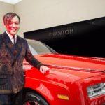 Rolls-Royce chuyển 30 chiếc Phantom cho tài phiệt Hong Kong