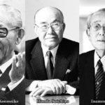 Chuyện về 3 doanh nhân huyền thoại Nhật Bản