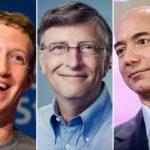 20 tỷ phú công nghệ giàu nhất nước Mỹ 2016
