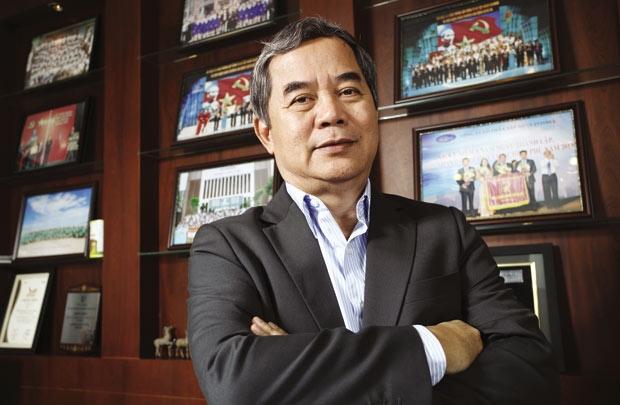 Ông Đỗ Hà Nam, Chủ tịch HĐQT kiêm Tổng Giám đốc Intimex Group. Ảnh: Doanh nhân Sài Gòn