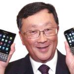 Thời hoàng kim đã tắt, CEO John Chen chọn chỗ đứng mới cho BlackBerry