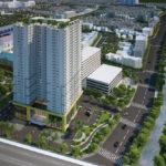 Gần 200 căn hộ Tứ Hiệp Plaza đã có chủ