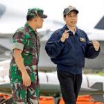 Tổng thống Indonesia thị sát tập trận trên Biển Đông