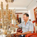 Lợi nhuận hàng chục tỷ đồng từ nuôi kiến tạo trầm hương