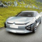 """Citroen chọn mẫu xe CXperience """"đối đầu"""" Audi và BMW"""
