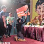 Người Trung Quốc phong Jack Ma là thánh sống, lập bàn thờ để khấn ông!