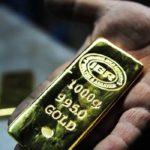 Giá vàng vượt đáy 10 tháng, chốt tuần giảm 2,1%