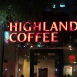 Chuỗi Highlands Coffee tính niêm yết sàn chứng khoán Việt Nam