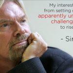 Richard Branson  – Đừng ngại khuyết điểm bởi đó chính là thứ giúp ta mạnh mẽ hơn