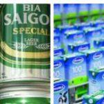 Thai Beverage tính thâu tóm cả Sabeco lẫn Vinamilk