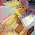 Giá vàng tăng mạnh, chạm mốc 36 triệu đồng
