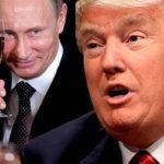 Tổng thống Putin nói gì trong tin nhắn chúc mừng chiến thắng của ông Trump?