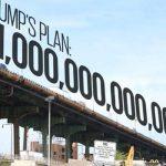 Ông Trump đề xuất dự án nghìn tỷ USD, Quốc hội Mỹ chia rẽ