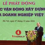 Thủ tướng Nguyễn Xuân Phúc: Nét văn hóa của doanh nghiệp Việt Nam là gì?