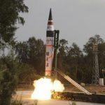 Ấn Độ thử tên lửa hạt nhân có tầm bắn tới tận cực bắc của Trung Quốc