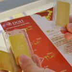 Giá vàng dự báo giảm tuần này