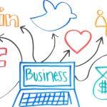 Kinh doanh trên mạng xã hội: Chưa lo chuyện thuế