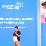 """Chủ tịch Masan Nguyễn Đăng Quang nói về """"nhu cầu lớn hàng ngày chưa được thỏa mãn"""""""