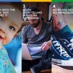 5 nguyên tắc để lại ấn tượng lâu dài cho quảng cáo