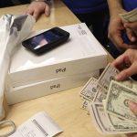 Apple có giá gần bằng 5 ngân hàng Trung Quốc