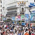Trung Quốc dẫn đầu nguồn cung mặt bằng bán lẻ toàn cầu