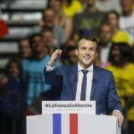 Thị trường phản ứng tích cực khi ông Macron đắc cử
