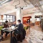 Startup thúc đẩy tăng trưởng mô hình co-working