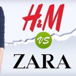 Zara vs H&M: Ai đang hụt hơi, ai đang dẫn trước?
