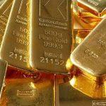 Giá vàng giảm do lo ngại Fed tiếp tục nâng lãi suất