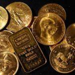 Dù tăng nhẹ trong phiên, vàng thế giới vẫn sụt hơn 2% tuần qua