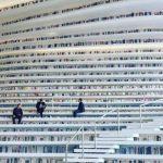 Bạn biết thư viện khổng lồ ở Trung Quốc chứ? Một nửa số sách ở đó không có chữ!