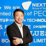 """Jack Ma nhận xét đây là """"một câu hỏi rất hay"""", nhưng ngập ngừng lúc sau mới trả lời được Chủ tịch NextTech – Nguyễn Hoà Bình"""