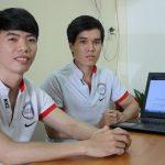 Chuyện 2 chàng trai 9x phát triển ứng dụng y tế Bookcarer