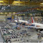 Boeing giao hàng nhiều máy bay chưa từng thấy trong năm 2017