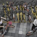 Luật pháp quá ngặt nghèo khiến dịch vụ chia sẻ xe đạp khó phát triển ở Nhật?