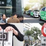 Uber, Grab: Không còn hoa hồng, trái ngọt?