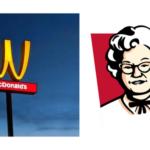 Ngày 8/3 của giới fastfood: Khi McDonald's lật ngược logo để tôn vinh phụ nữ thì KFC 'mạnh tay' thay logo bằng hình vợ người sáng lập