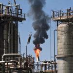 Giá dầu chưa ngừng tăng do bất ổn Trung Đông