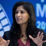 IMF có nữ kinh tế trưởng đầu tiên