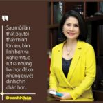 """Bà Lê Thị Thanh Lâm – Phó tổng giám đốc Công ty Sài Gòn Food: """"Đại dịch là phép thử với doanh nghiệp"""""""